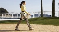 Stride Walking Assist is designed to help those with difficulty walking