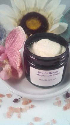 Sore Muscle Magnesium Butter w/ Vitamin D3