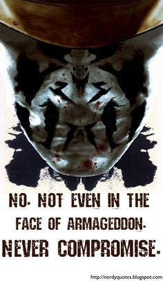 Quotes from Watchmen Comics