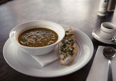 Cafes selling scrumptious soups #melbourneinwinter