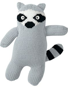 Handknit Toys from #HannaAndersson.