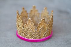 Lace Crown - Princess Leah