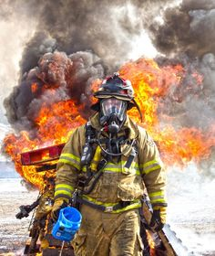 The Fireman by Michelle Amos - News & Events World Events Firefighter Apparel, Firefighter Training, Firefighter Family, Firefighter Paramedic, Firefighter Pictures, Volunteer Firefighter, Firefighter Quotes, Fire Dept, Fire Department