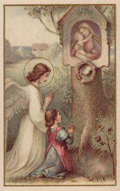 Holy Angel of God, My Guardian Dear, Pray for me and my dearest loved ones † Ƹ̵̡Ӝ̵̨Ʒ