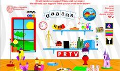 interactive preschool site