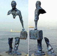Sculpture work - By: Bruno Catalano