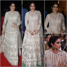 Yay or Nay : Sridevi Kapoor in Falguni and Shane Peacock | PINKVILLA