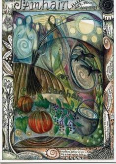 Samhain is known by most people as Halloween, but for Witches and Pagans it's considered a Sabbat to honor the ancestors who came before us.