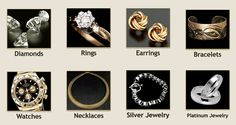 Diamond and Gold Buyers - We are skilled Gold & Silver Jewelry Buyers helping  you in selling your surplus Jewelry for valuable price.