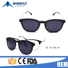2017 hot new products promotional sunglasses hot men fashion polarized sports aviator magnetic clip sun glasses frames wenzhou