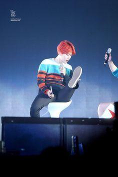 Baekhyun -  EXO Love Concert