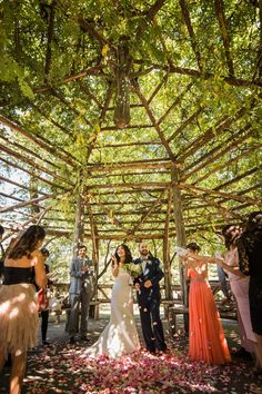 Central park Wedding Ceremony — at Cop Cot, Central Park. Rooftop Wedding, Chapel Wedding, Elope Wedding, Wedding Tips, Wedding Photos, Wedding Reception, Central Park Weddings, Dream Of Getting Married, Wedding Company