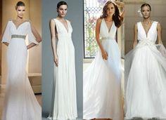 vestido de noiva grego dourado - Pesquisa Google