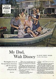 Guru Donna Kay: Diane Disney Miller, Definitely Her Father's Daughter