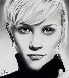 Reese Witherspoon by Doctor-Pencil on DeviantArt