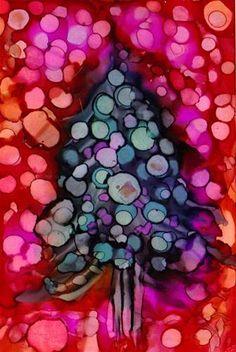 """""""Tree1"""" - Original Fine Art for Sale - © by Kristen Dukat"""