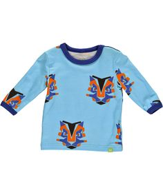 Mala mega hippe t-shirt met tijger print #emilea