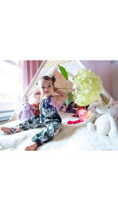 Tropical Leaves, Toddler Bed, Jumpsuit, Autumn, Summer, Baby, Furniture, Collection, Home Decor