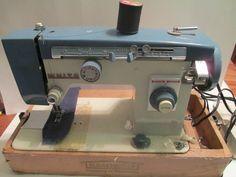 Vintage White model 167 sewing machine