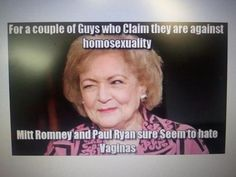 betty white political