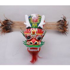 (43.55$)  Watch now  - free shipping high quality Chinese traditional dragon kite 7m with handle line weifang kite big outdoor tartan hcxkite factory