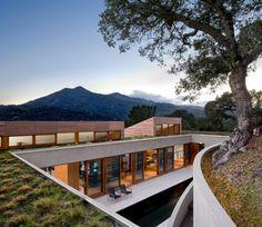 contemporary exterior A Landscape for Living