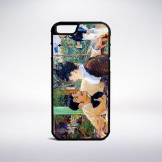 Edouard Manet - Chez Le Pere Lathuille Phone Case – Muse Phone Cases