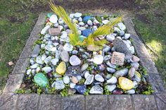 Painted stones with prayers and wishes for recovery of Nelson Mandela still remain outside his private house in Houghton, Johannesburg Johannesburg Africa, Nelson Mandela, Painted Stones, Stone Painting, Luxury Travel, Recovery, The Outsiders, Prayers