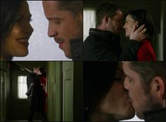 <3 Outlaw Queen <3 3x19 'A Curious Thing'