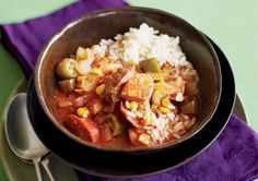 Cajun Chicken and Andouille Soup