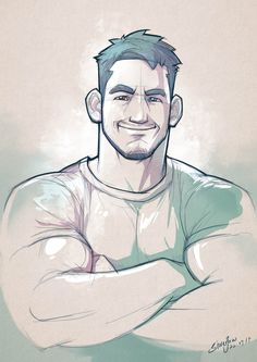 Daily sketch #001 by silverjow on deviantART