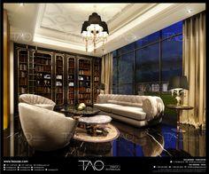 Private Villa living