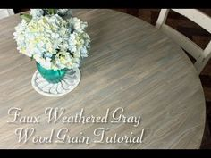 DIY Reclaimed Wood Finish | chrstphrblk - YouTube