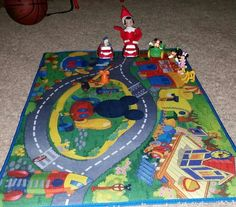 Racing Mickey and friends!!