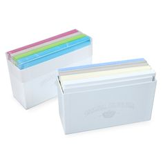 Color Vellum Note Card Assortments - OCM35