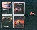 #9: 1969 Plymouth Brochure GTX Road Runner Barracuda Fury