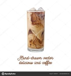 — stock illustration advertising, americano, bean, beverage, breakfast, brown, cafe, cafeteria, caffeine, cappuccino, chocolate, cocoa, coffee, coffee bean, coffee mugs, coffee shop, coffeehouse, cold, cream, cup, design, doodle, drawing, drink, drop, espresso, fast food, food, frappe, glass, hand-drawn, hot, ice, iced, iced coffee, kitchen, latte, macchiato, menu, milk, milkshake, mocha, morning, mug, restaurant, shop, smell, tasty, tea, watercolor