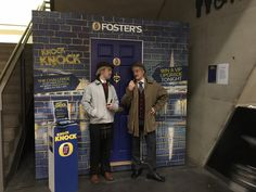 Fosters Actavtion - Still Game & Mickey Flanagan at Hydro Micky Flanagan, Still Game, The Fosters, Challenges, Games, Gaming, Plays, Game, Toys