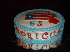 Love this!!!! Love Craft, Puerto Ricans, Cake Designs, Italian Recipes, Birthday Cake, Baking, Desserts, Crafts, Food