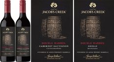 finished in whiskey barrels? We taste a unique cabernet and shiraz. Aged Whiskey, Whiskey Barrels, New Zealand Wine, Double Barrel, Wine Reviews, Cabernet Sauvignon, Whisky, Wines, Red Wine