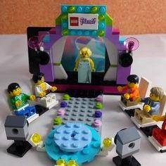 LEGO-Shooting für eine Kundin. Mit Vine und LEGO mache ich Werbung für Damenunterwäsche.