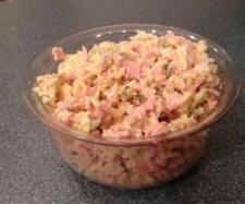 Rezept Schweizer Käsesalat von turbotine - Rezept der Kategorie Vorspeisen/Salate