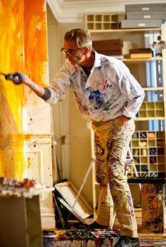 Georgia artist Steve Penley