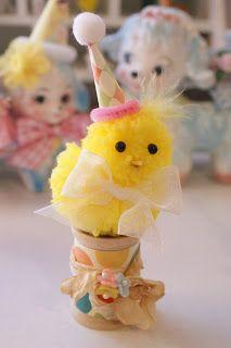 chickie spool cotton pickin' fun!