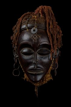 African Masks, African Art, Aa Tattoos, Norman Osborn, Art Premier, Facial Masks, Origins, Art Reference, Afro