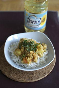 Gyors sütőtökös thai curry   További részletek: http://www.facebook.com/floriolhu