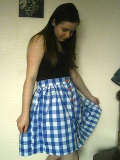 Picnic Skirt DIY