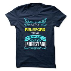 [Cool tshirt names] RELEFORD  Order Online  RELEFORD  Tshirt Guys Lady Hodie  SHARE and Get Discount Today Order now before we SELL OUT  Camping administrators