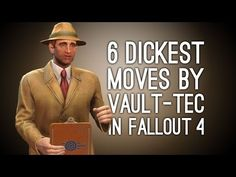 """Vault-Tec's underground fallout shelters or """"Vaults"""" were less for preserving human society than to let Vault-Tec mess with people. The Vaults of Fallout 4 a. Fallout 4 Secrets, Fallout 4 Tips, Fallout Facts, Vault Tec, Vaulting, Skyrim, Storytelling, Marvel Comics, Fangirl"""