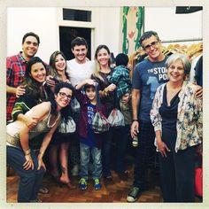"""""""Família invade o #cofibar ! #família #Cofiwear #cofimaker #partytime #party #errejota #riodejaneiro #ipanema #calçaxadrez"""""""